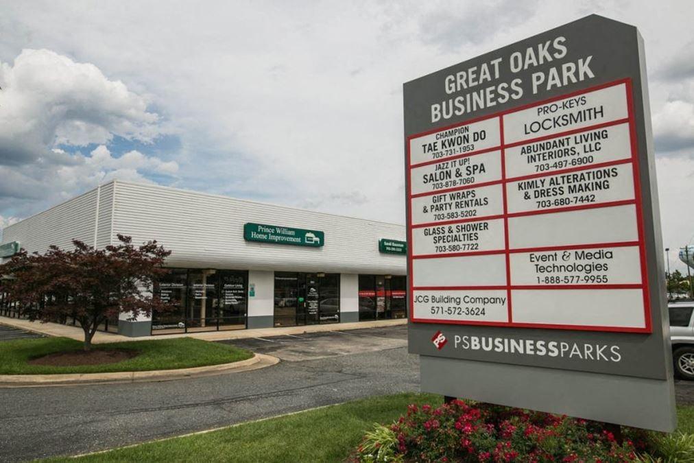 Great Oaks Business Park