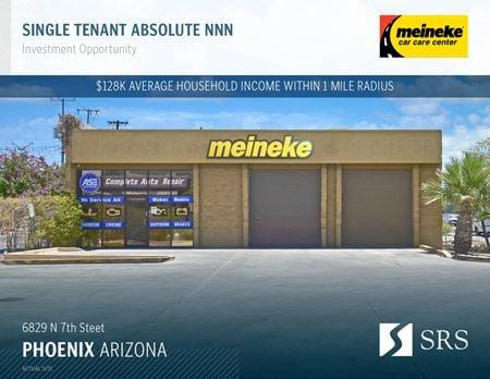 Phoenix AZ - Meineke Car Care Center - Phoenix