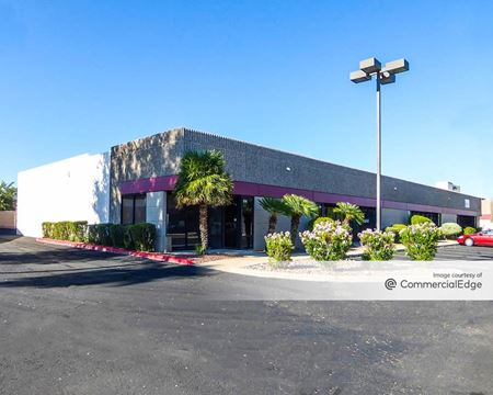 Butterfield Business Center - 4555-4605 South Palo Verde Road - Tucson
