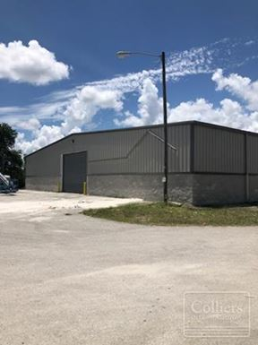 17,237 SF Industrial Warehouse Available - Airport Market