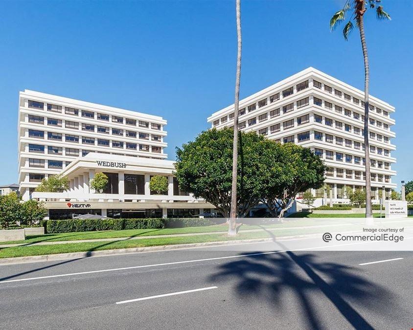 Pacific Financial Plaza - 840, 860 & 880 Newport Center Drive
