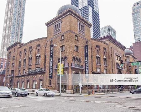 Medinah Temple - Chicago