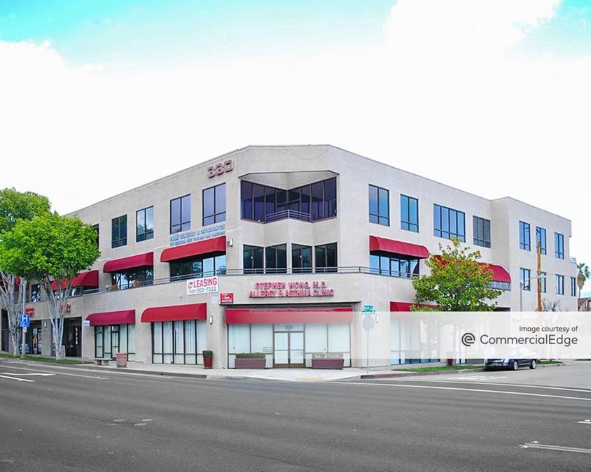 Garfield Medical Center - 330 South Garfield Avenue