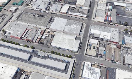Industrial  Available for Lease (12,130 SF) - Long Beach