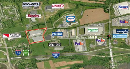 1001 & 1011 AIP Drive - Middletown