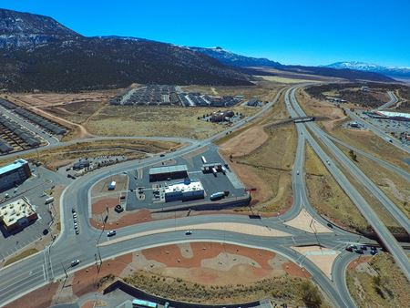 I-15 Frontage Property - South Main Street Exit - East Side - Cedar City