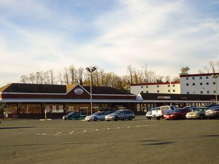 Randolph Hills Shopping Center - Rockville