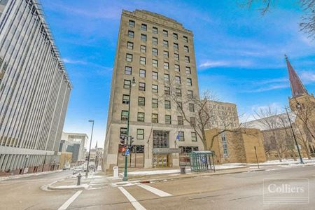 Hovde Building For Lease - Madison