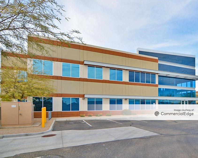 Whispering Wind Corporate Center