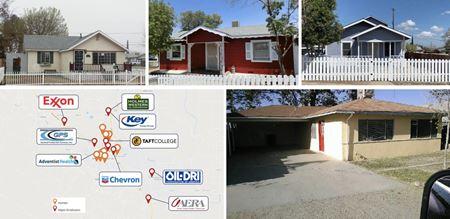 100495 . 17 Home SFR Bakersfield CA - Taft