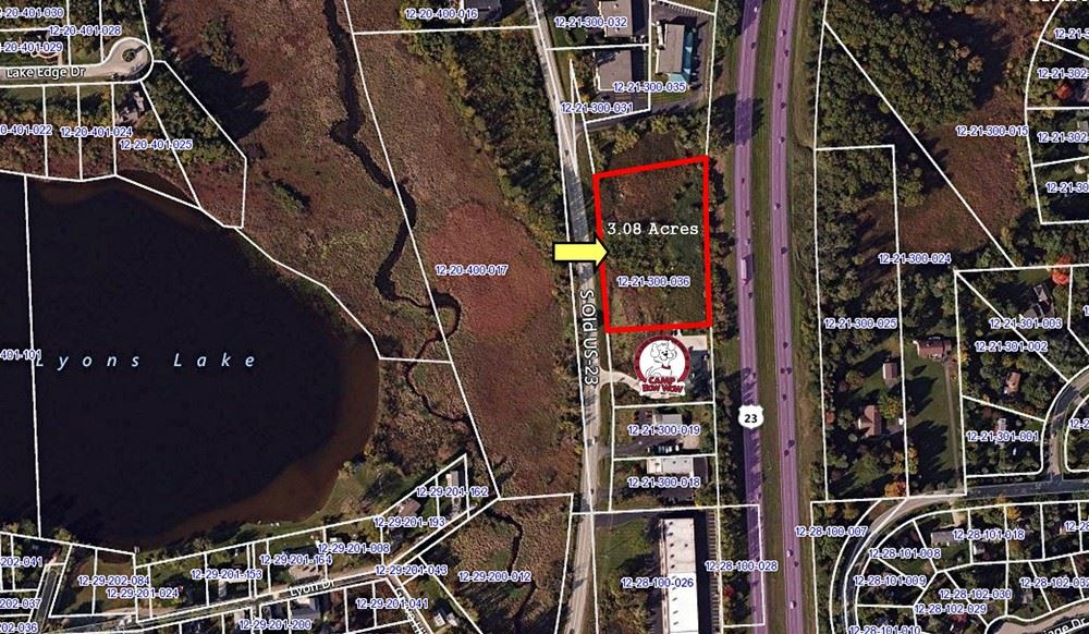 3.08 Acres Old US23