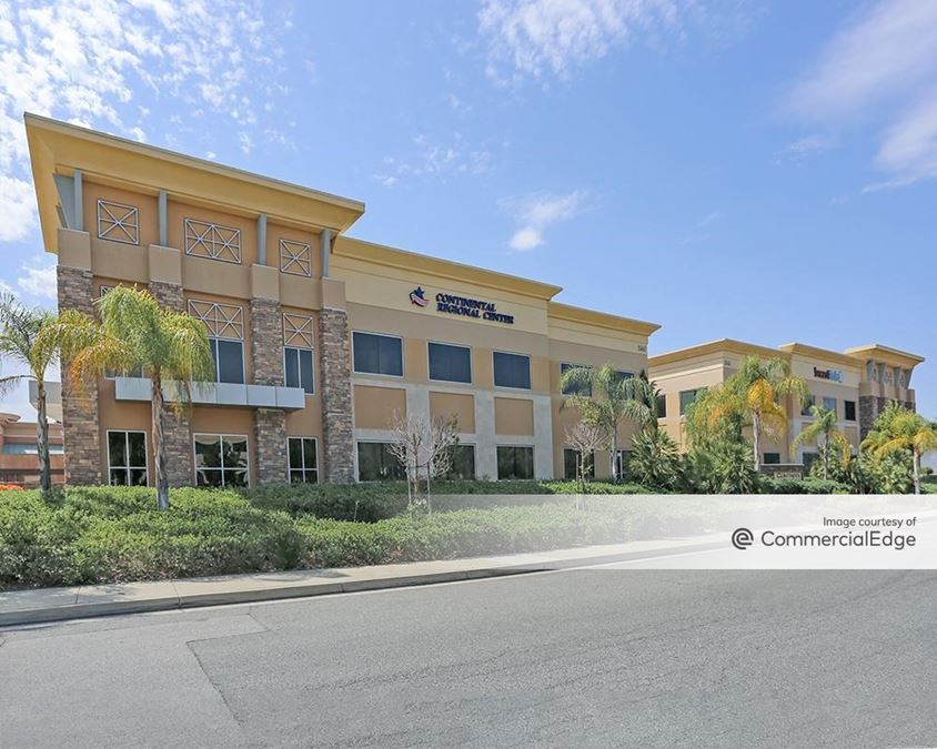 Continental Medical Plaza
