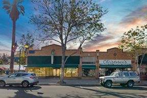 Freestanding Downtown Retail Building