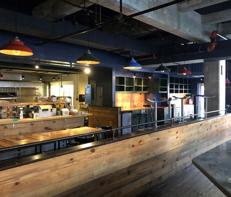 Rare Turn-key Restaurant Space