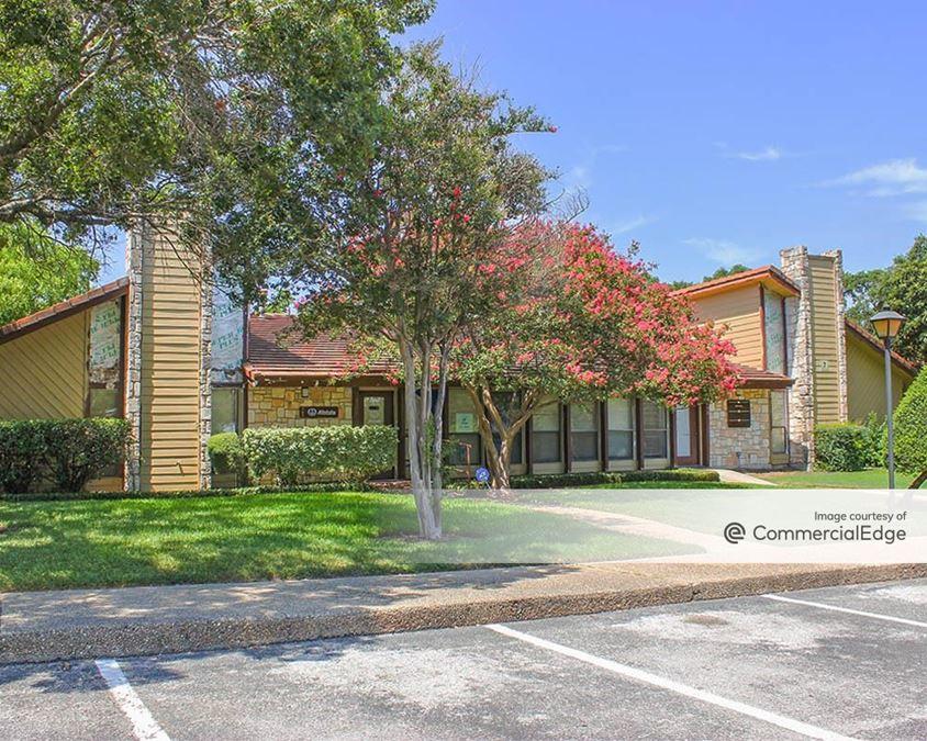 Perrin Oaks Garden Offices
