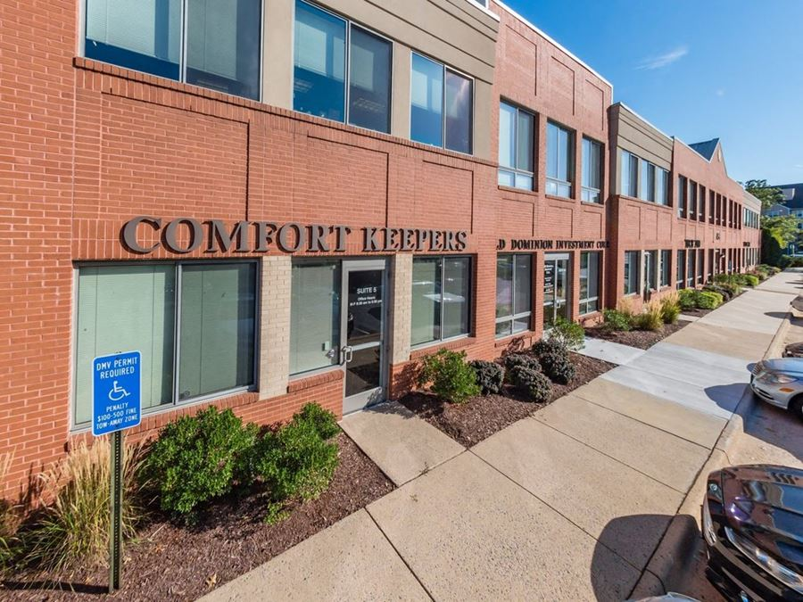 First Floor Office Condo with Direct Access