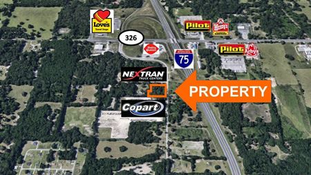 2.87 Commercial Acres - Ocala