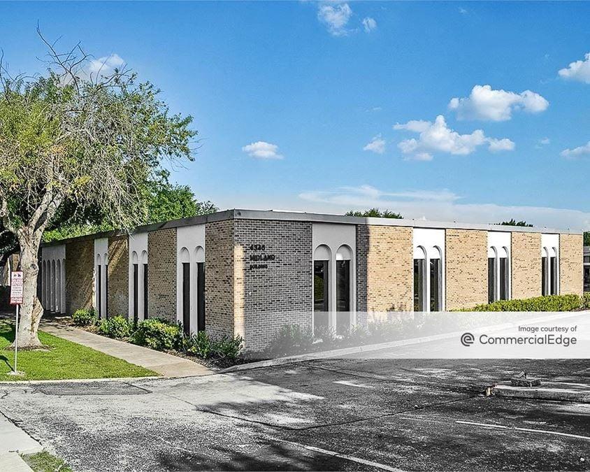 Brass Professional Center - Finesilver, Garner, Midland & Fannin Buildings