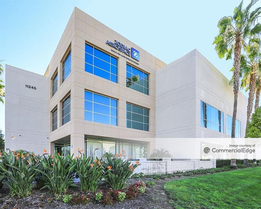 Warland Cypress Business Center - 11137 & 11240 Warland Drive