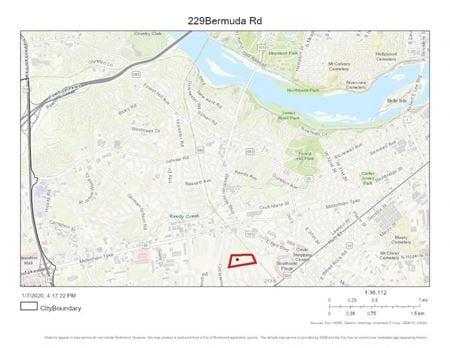 2.88 Ac South Richmond Residential Land - Richmond