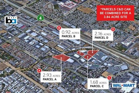 LAND  FOR LEASE AND SALE - Pittsburg
