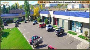 2826 & 2828 Janitell Road Colorado Springs - Colorado Springs