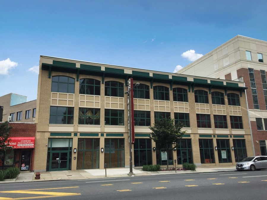 Studebaker Build-Redeveloped Retail Space