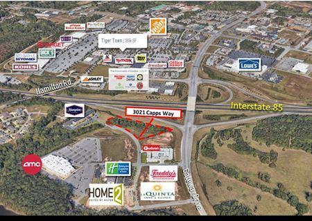 Retail/ Hotel Development site - Opelika