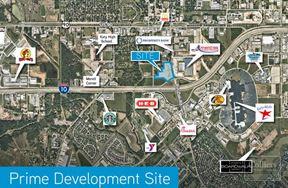 For Sale   Prime Development Site in Katy - Katy