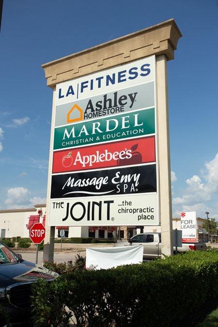 Westgate Market Shopping Center - Houston