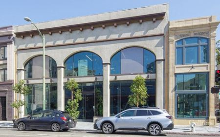 OFFICE SPACE FOR LEASE - Oakland