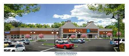 Retail Spaces for Lease on Franklin Mills Blvd - Philadelphia