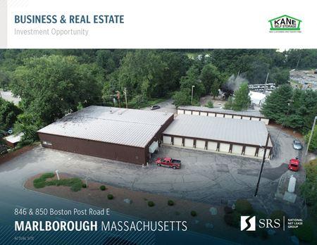 Marlborough MA - Kane Self Storage - Marlborough
