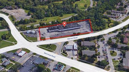 For Lease > Retail - Merriman-Warren Shopping Center - Westland