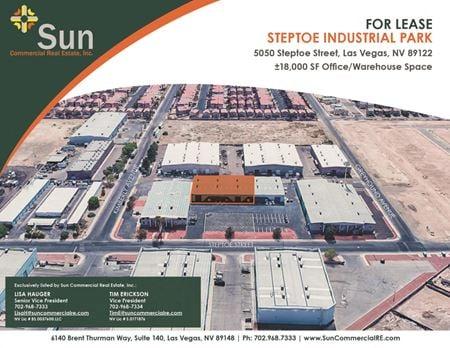 Steptoe Industrial Park - Las Vegas