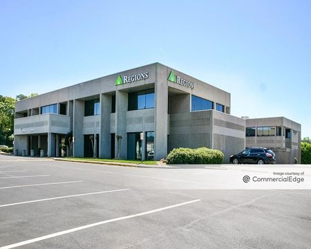 Abutment Business Center - Dalton