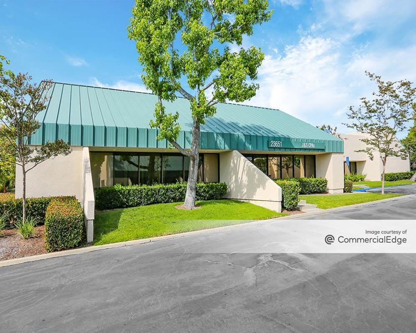 Lake Forest Business Center - 23661-23736 Birtcher Drive