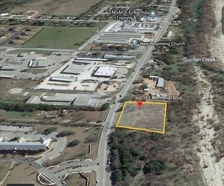 Commercial Land for Sale in Kerrville Texas - 1.26+/- Acres - Kerrville