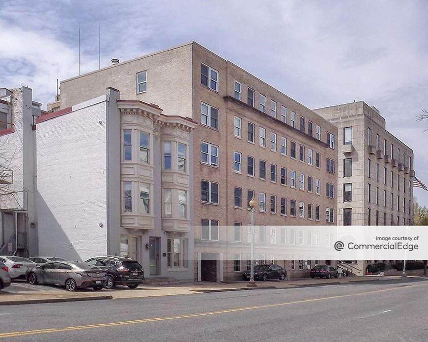 United Methodist Building - 110 Maryland Avenue NE