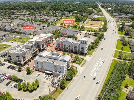 Premium Retail Space in The Village at Willow Grove - Baton Rouge