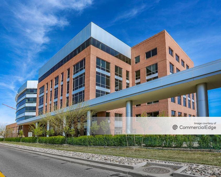 CU Medicine Building