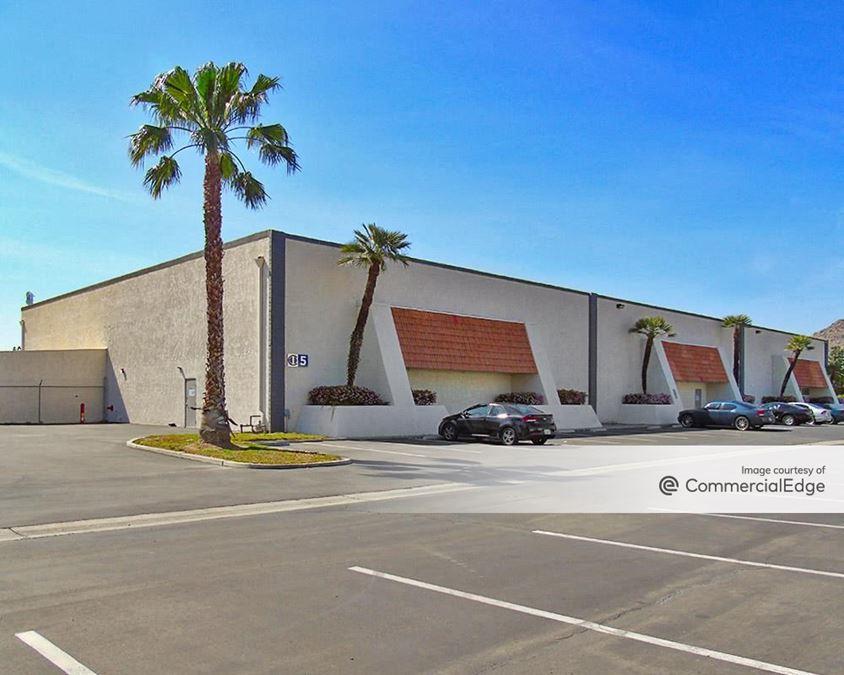 Magnolia Circle Industrial Park