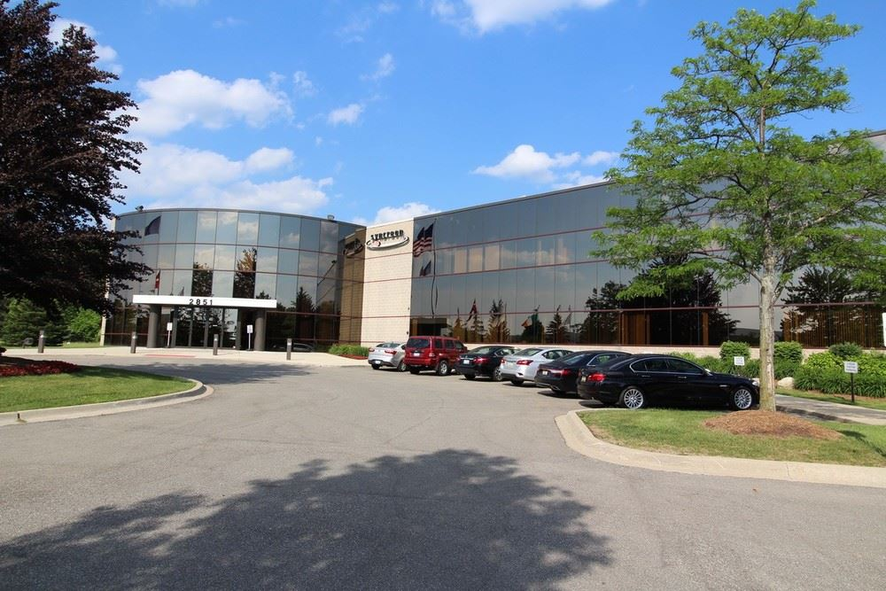 High Meadow Office Building Sublease