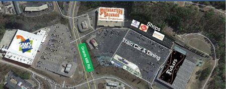 Grants Mill Station Shopping Center - Irondale