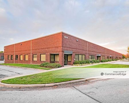 International Trade Center - 500, 502 & 504 McCormick Drive - Glen Burnie