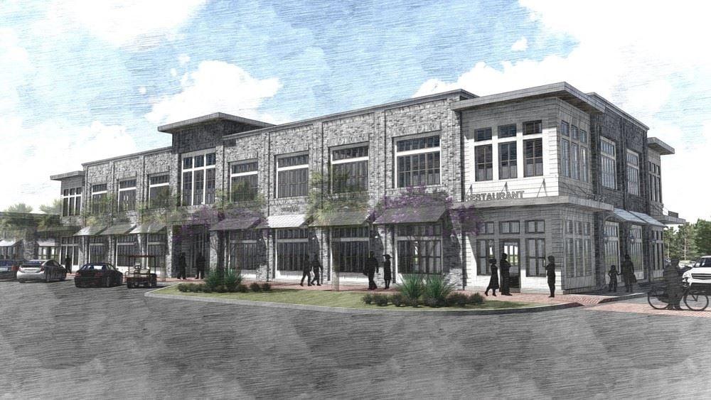 Daniel Island Town Center