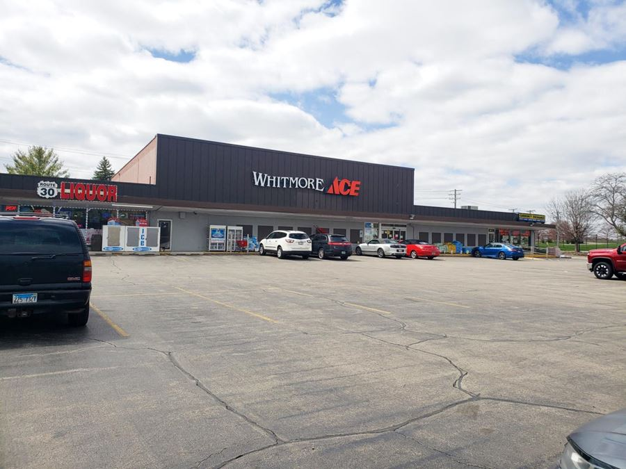 Ace Hardware Anchored Retail/Office