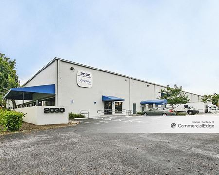 The Gateway Industrial Center - Fort Lauderdale