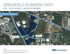 Greenfield Business Park - Garner