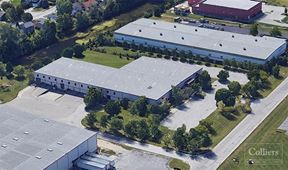 Situated in Midwest Industrial Park — Indy's West Side